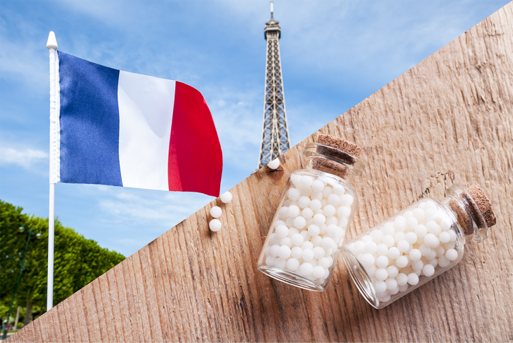 French study on homeopathy